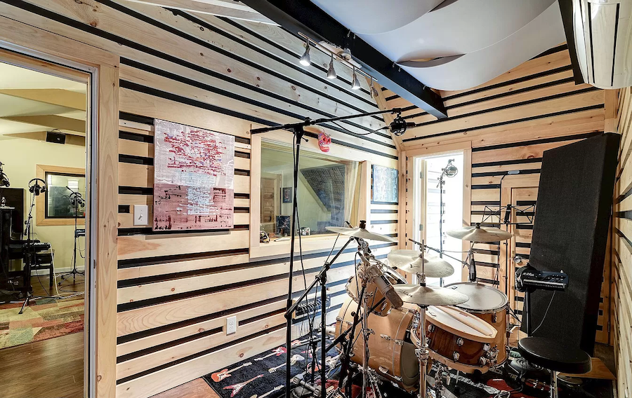 moorestown expanded cape soundproof studio