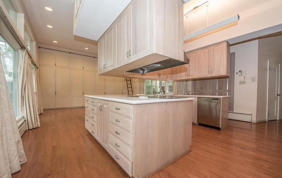 penn valley midcentury modern kitchen