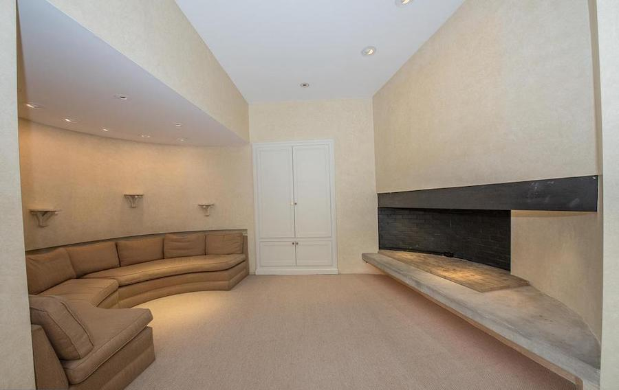 house for sale penn valley midcentury modern fireplace alcove