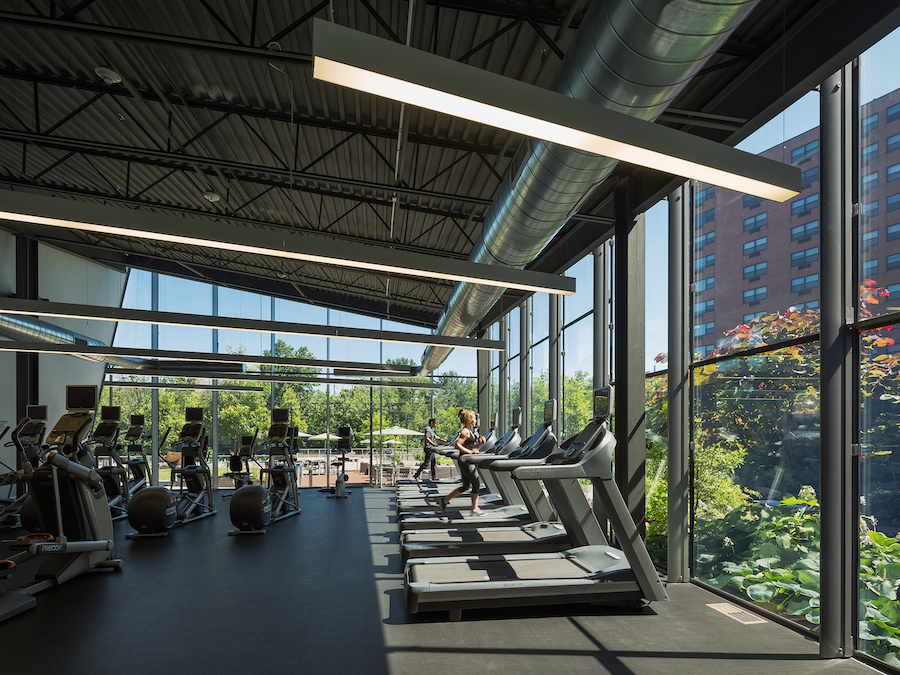 rittenhouse hill fitness center
