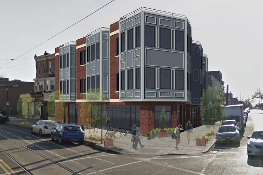 5050 baltimore avenue rendering