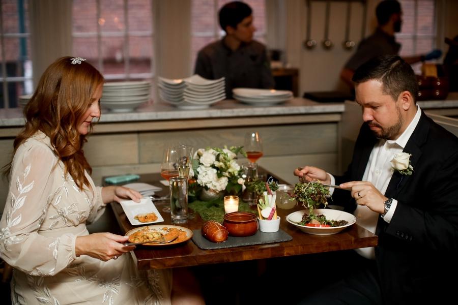 vedge-wedding-food