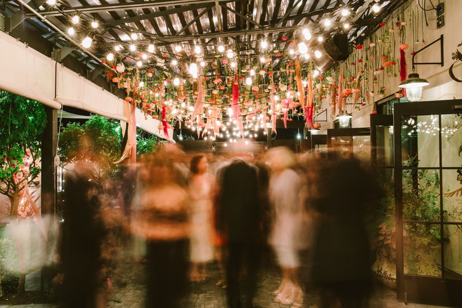 Terrain Gardens at Devon Yard wedding