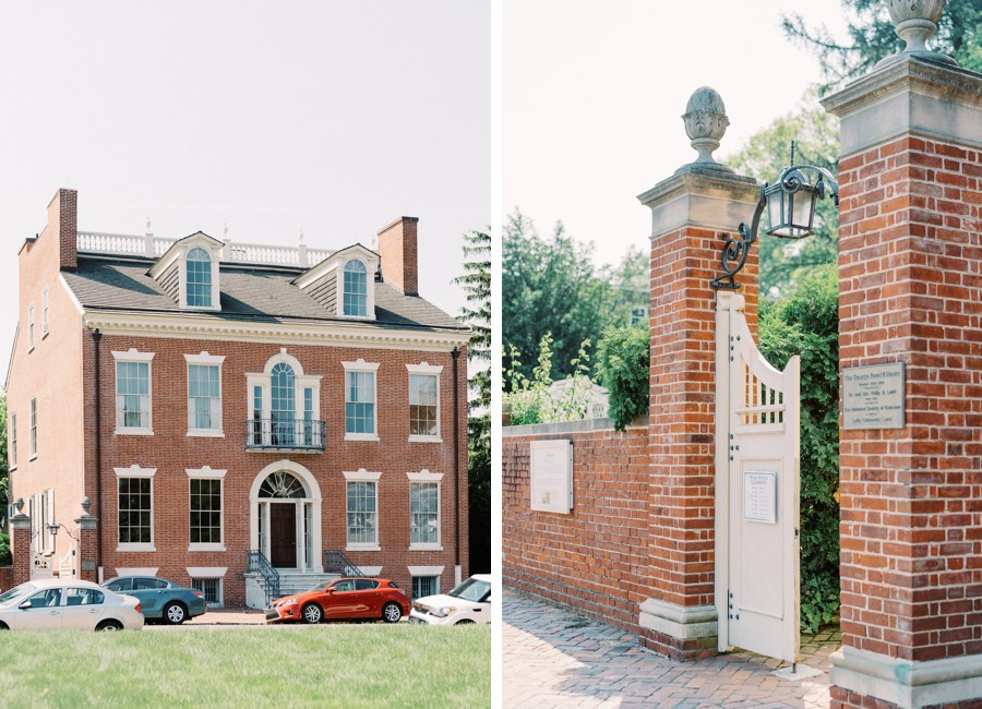 The Read House and Gardens