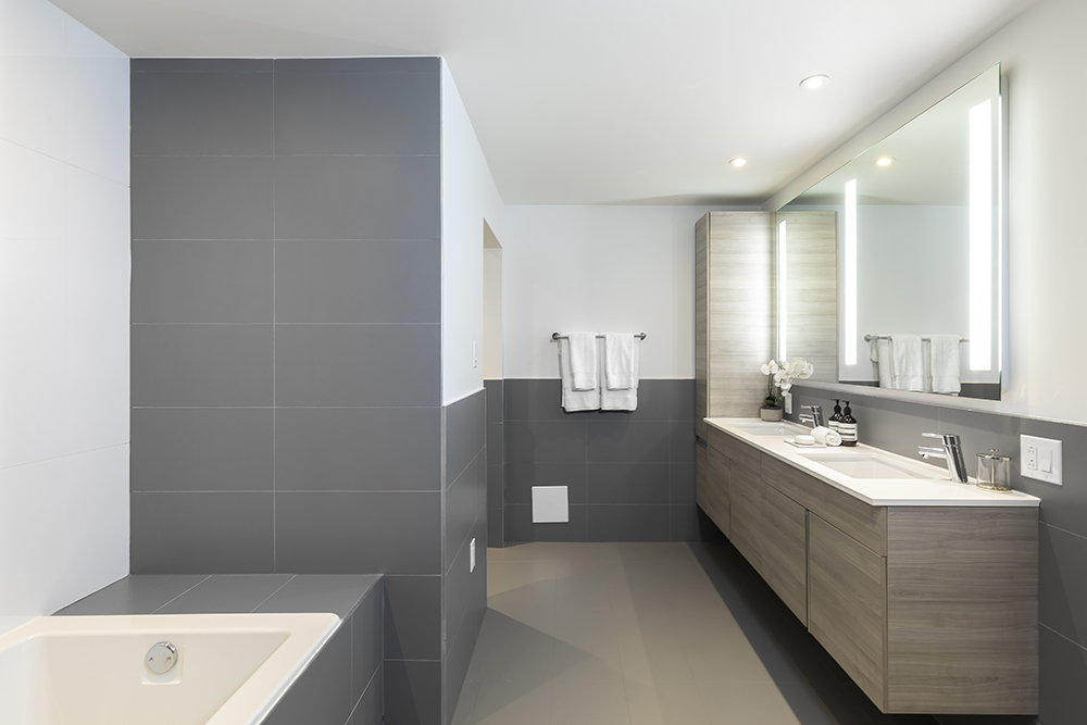 Washington Penthouse Bathroom