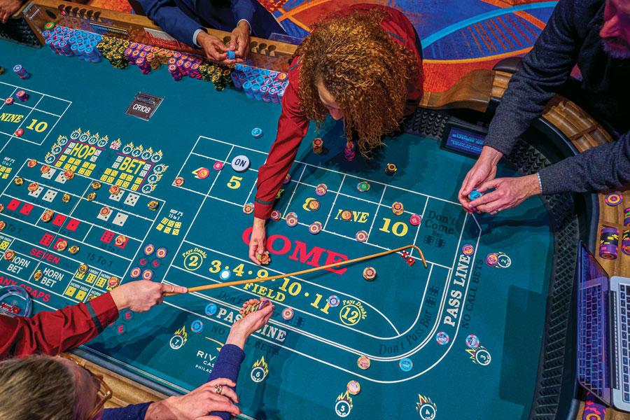 best casino game craps