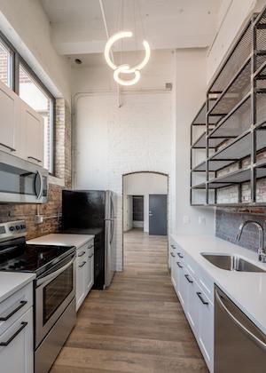 brush factory lofts building 1 apartment kitchen