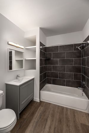 brush factory lofts bathroom