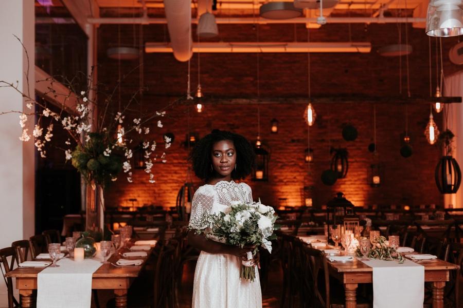 Center for Architecture & Design industrial wedding venues