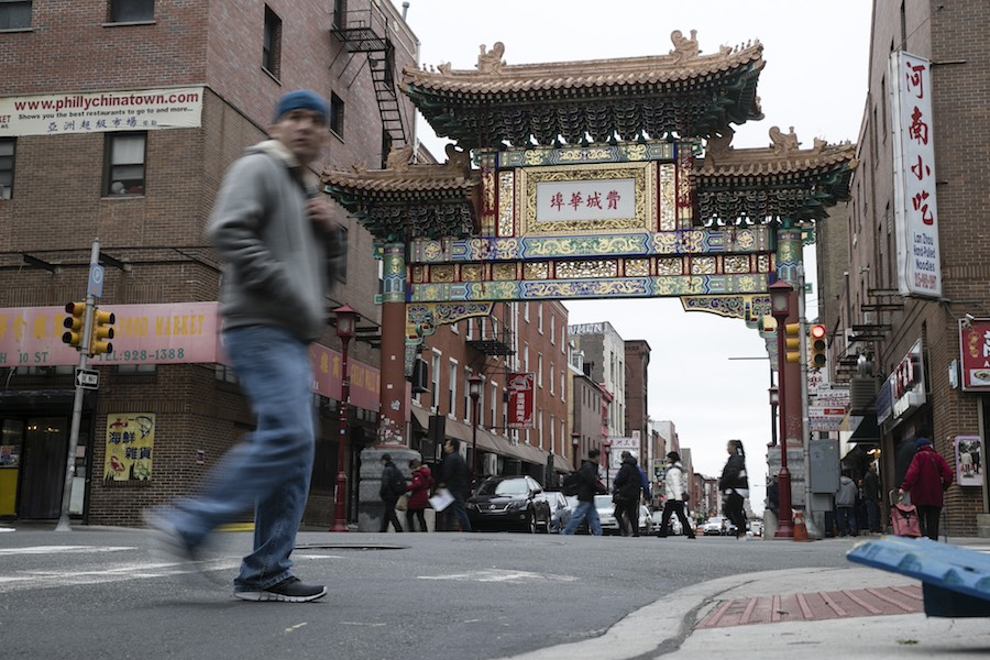 coronavirus philadelphia chinese restaurants chinatown