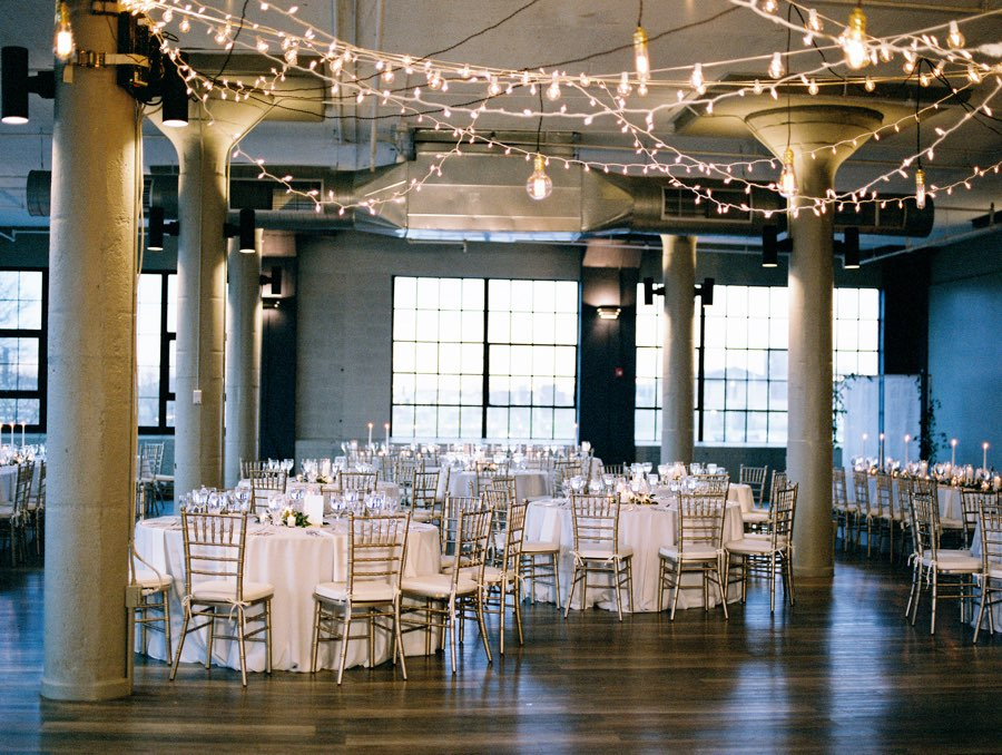 FAME at Maken industrial wedding venues