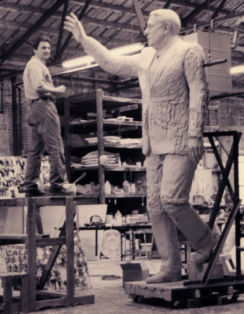 frank rizzo statue