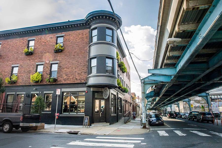 front street cafe in fishtown