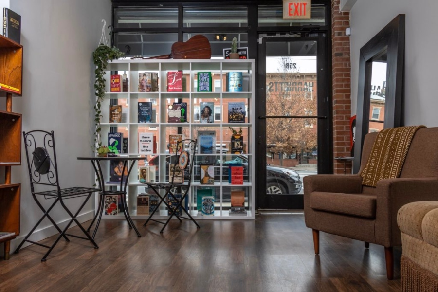 harrietts bookshop