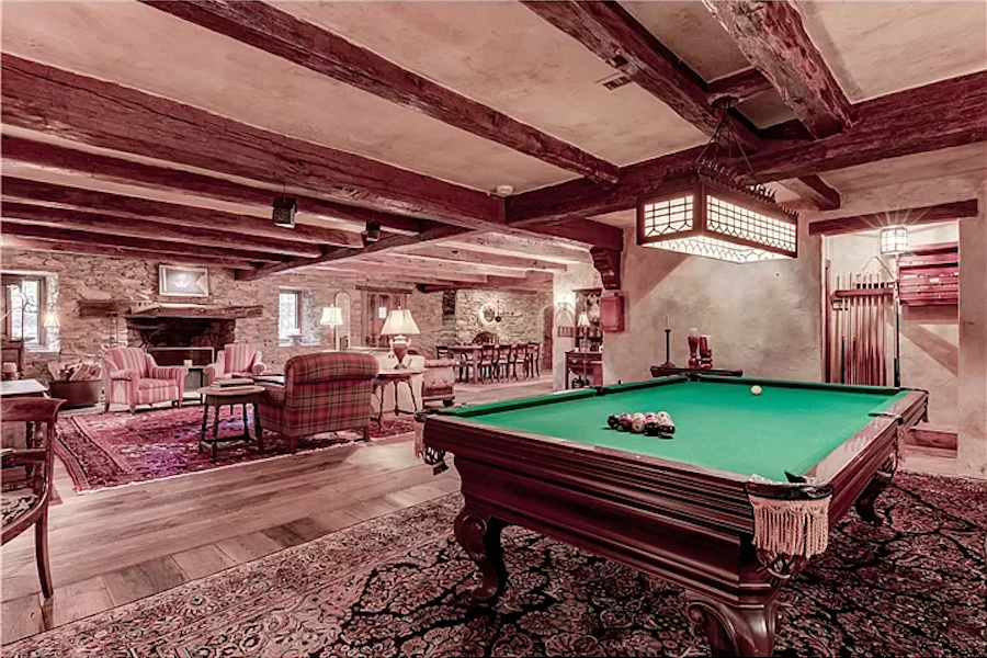 chadds ford cotswold manor game room