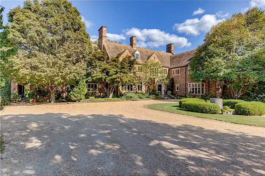 house for sale chadds ford cotswold manor exterior front