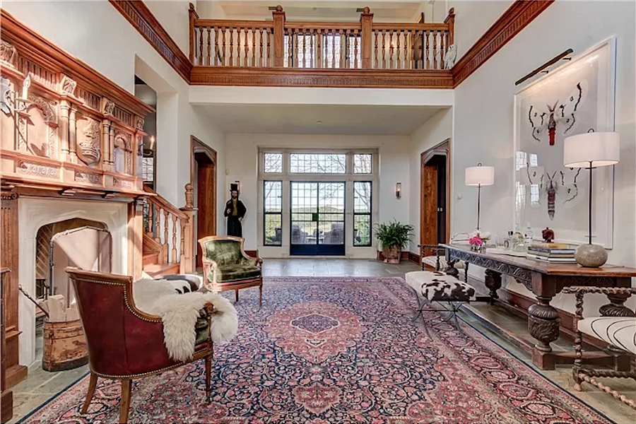 house for sale chadds ford cotswold manor foyer
