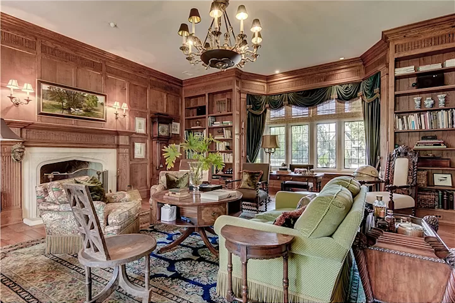 house for sale chadds ford cotswold manor library