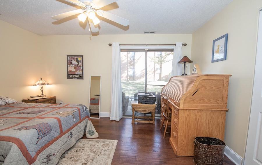 chesterbrook starter condo bedroom