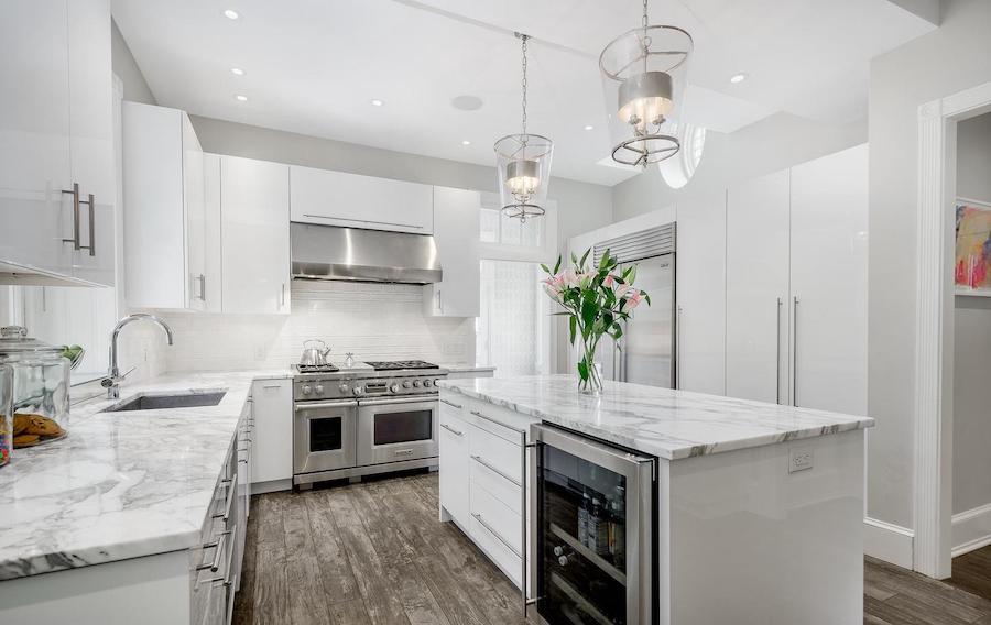 house for sale chestnut hill designer colonial kitchen
