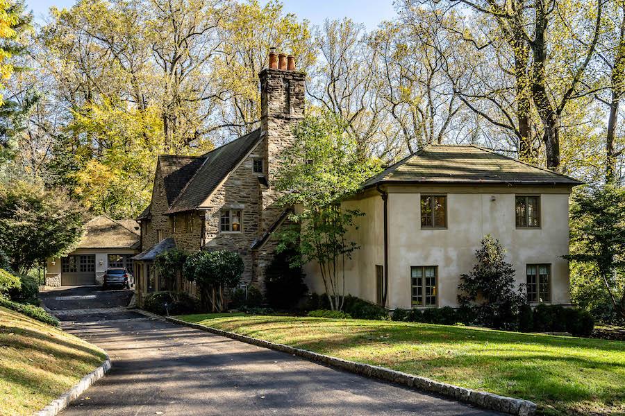 house for sale haverford emlen evans house exterior
