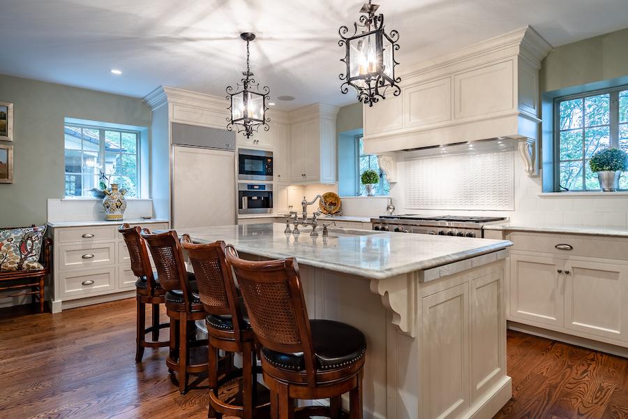 haverford emlen evans house kitchen