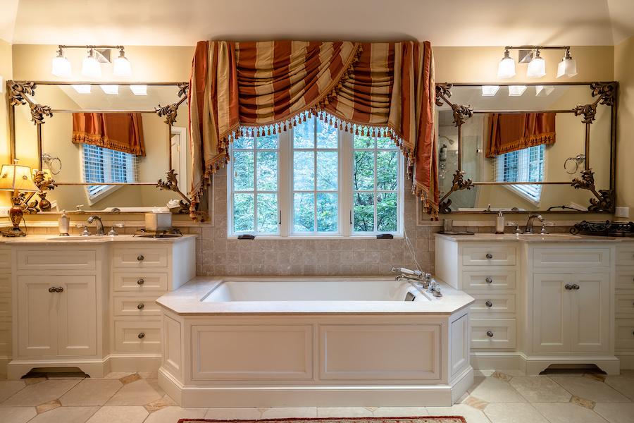 haverford emlen evans house master bathroom