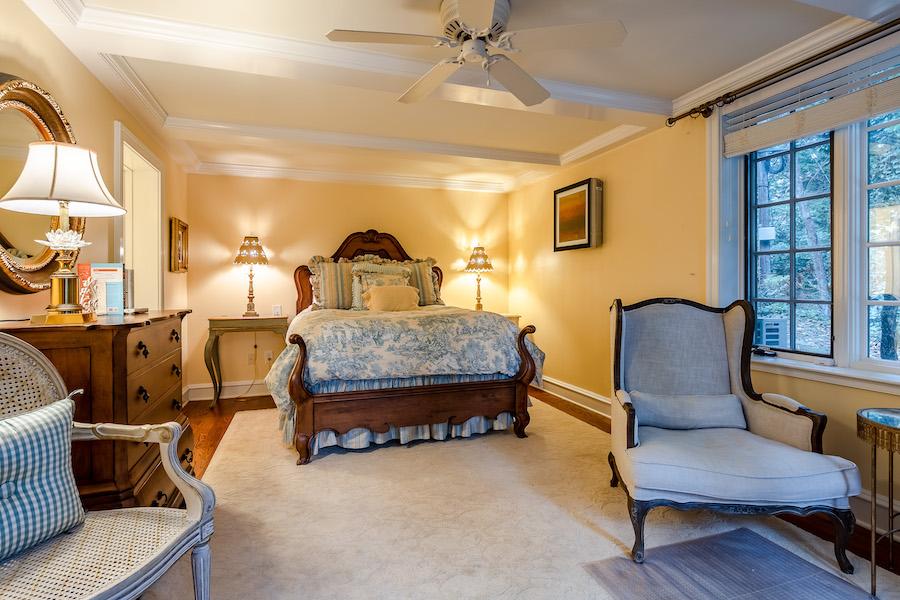 haverford emlen evans house guest bedroom