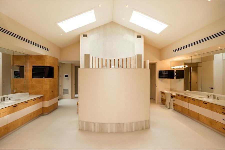 pottstown prairie style master bathroom