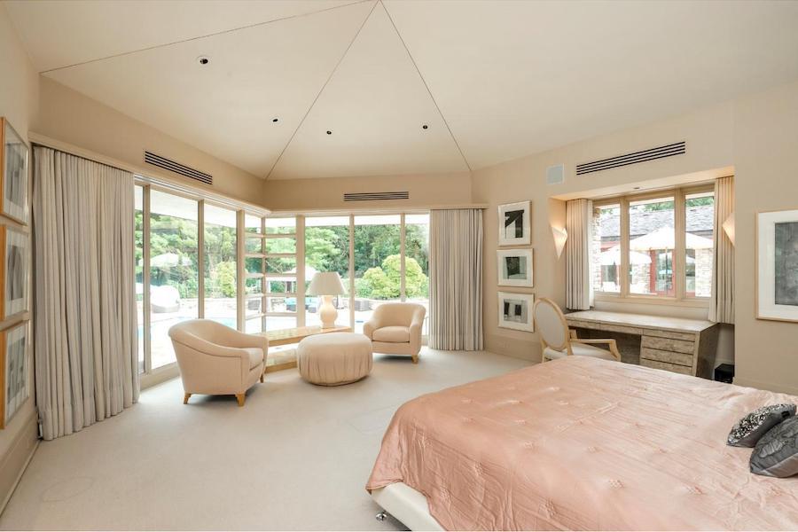 pottstown prairie style master bedroom