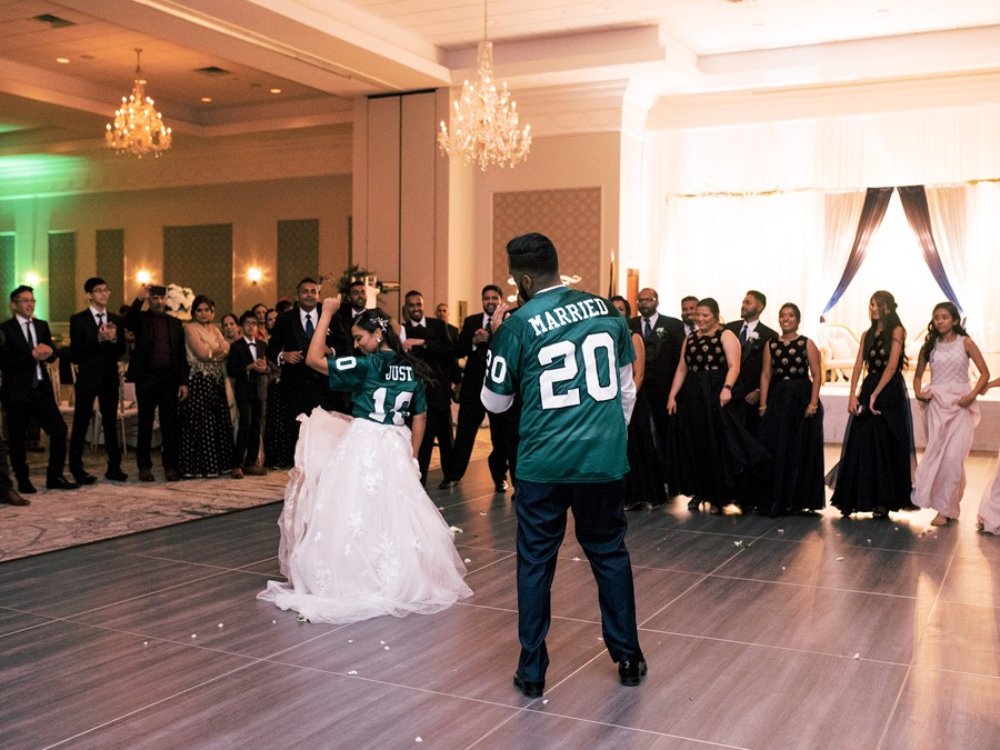 just married eagles jerseys