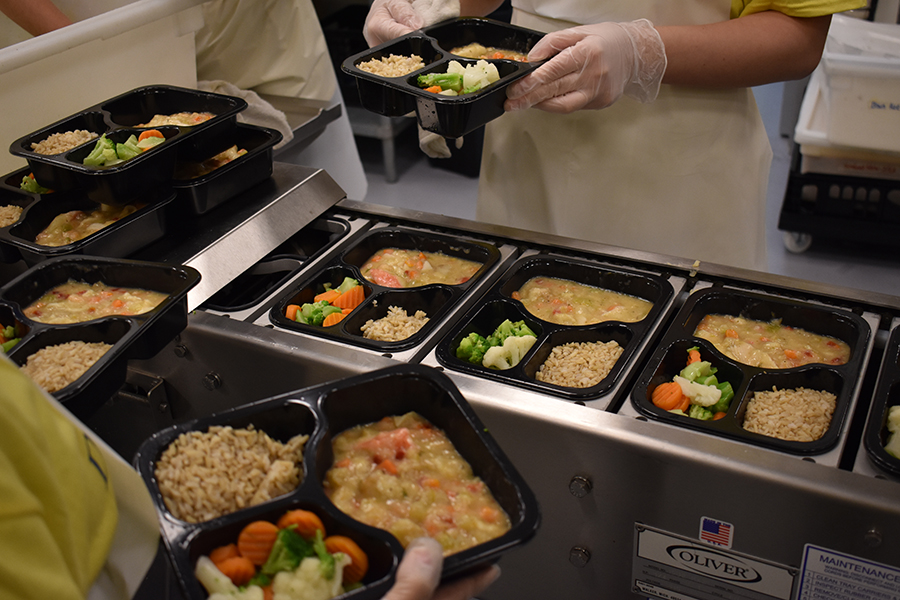 MANNA prepared meals