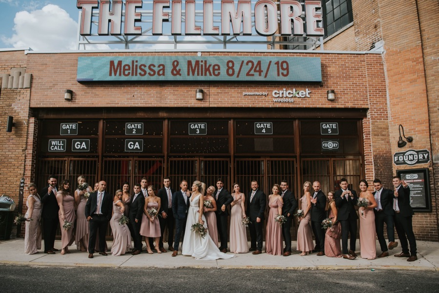 industrial wedding venues
