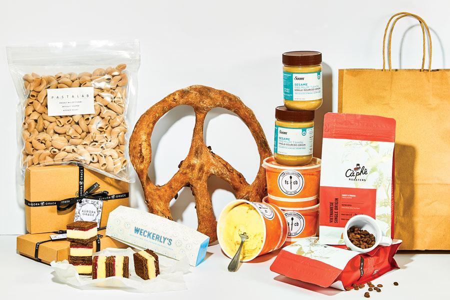 artisanal foods