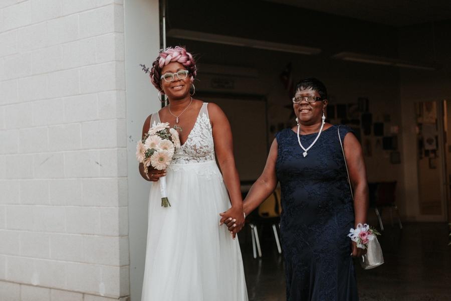 Taller Puertorriqueno wedding