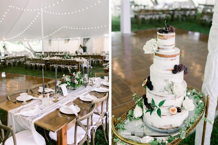 Estate wedding