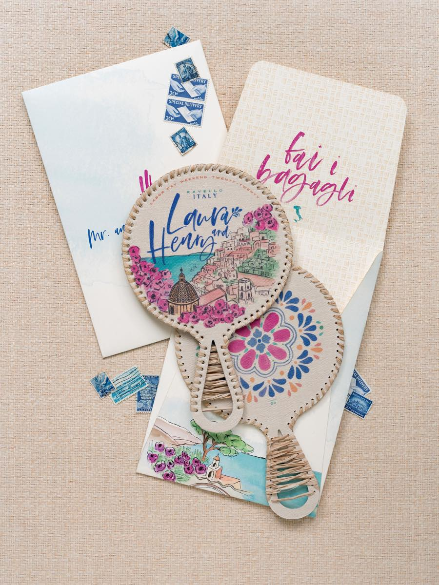 TPD Design House wedding invitation