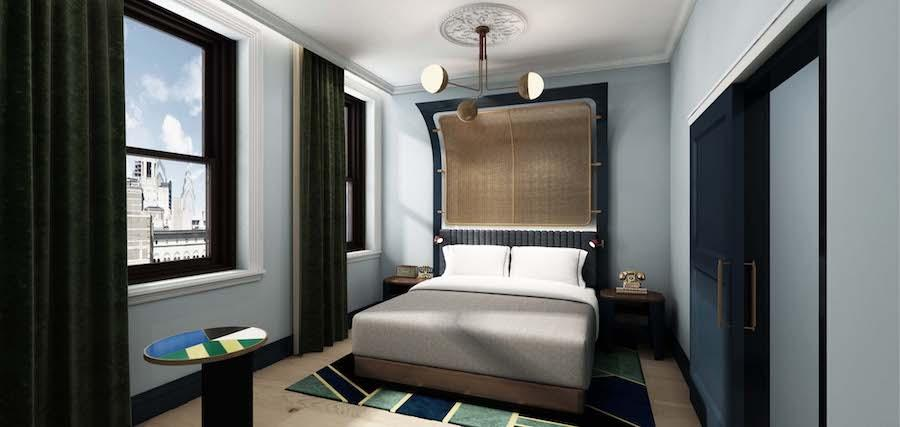 canopy hotel preview king guest room