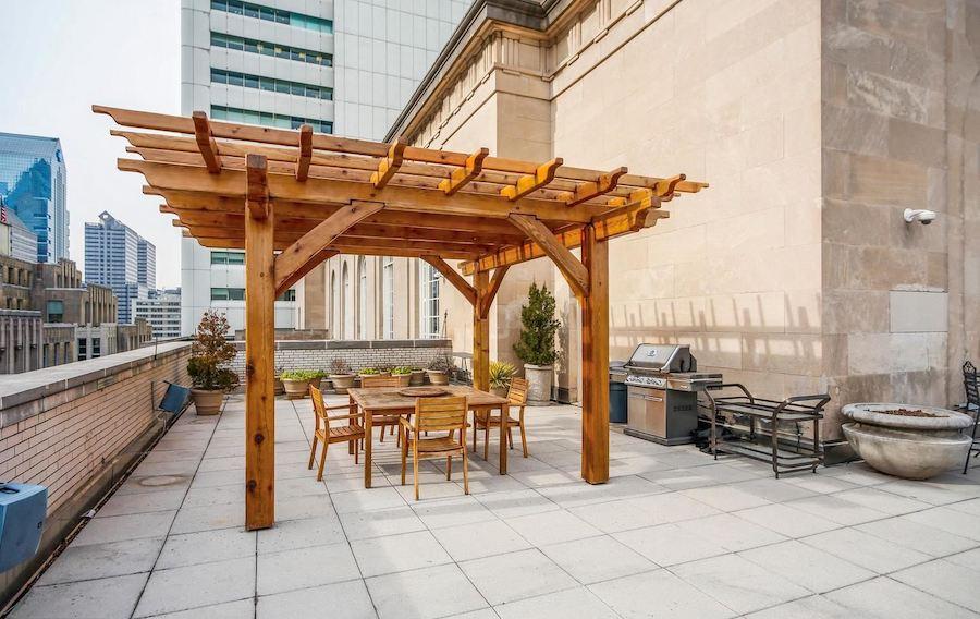 logan square phoenix loft condo rooftop terrace