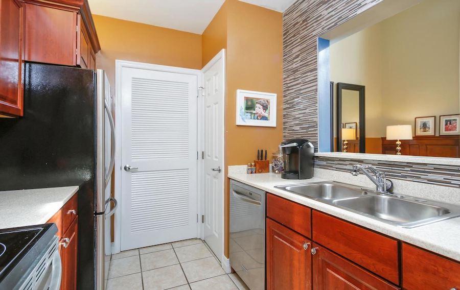 condo for sale logan square phoenix loft condo kitchen