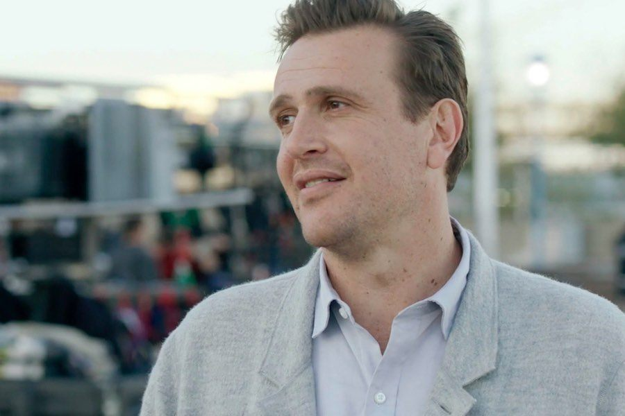 dispatches from elsewhere star jason segel in philly