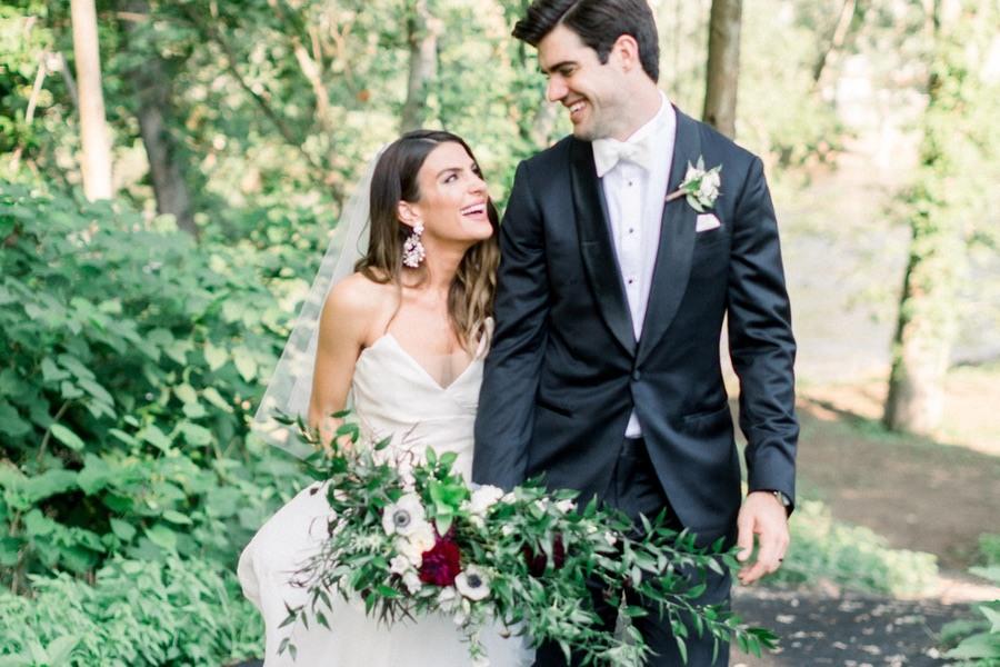 Easton estate wedding