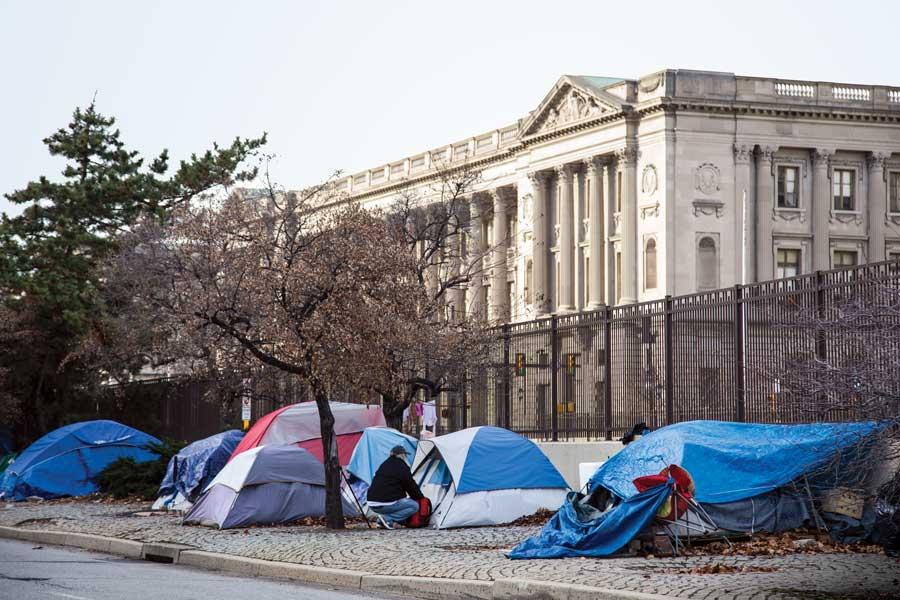 homeless philadelphia