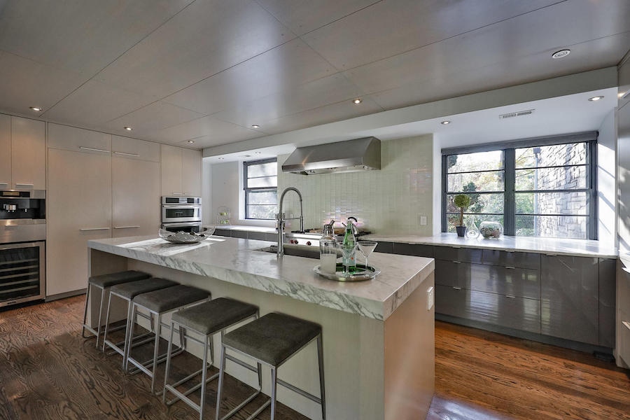 house for sale mt. airy midcentury modern split-level