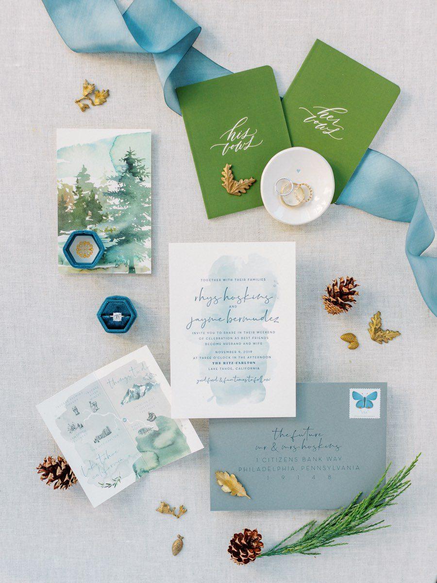 LoveLeigh wedding invitations