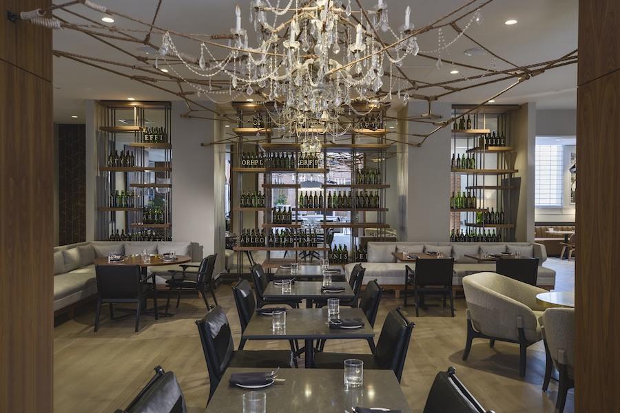 marriott old city society commons dining room