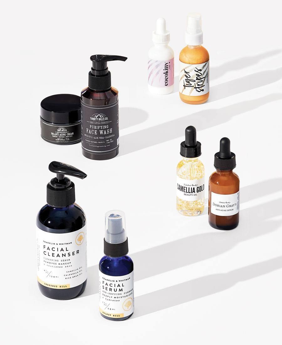 Philadelphia skin care brands