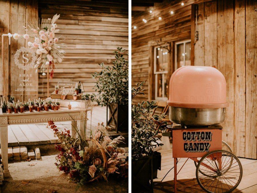 Terrain Gardens wedding