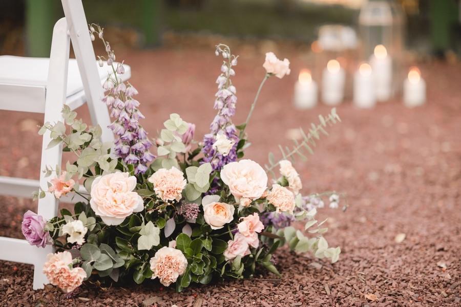 Ridgeland Mansion wedding