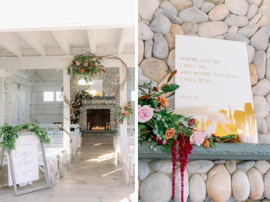 Bonnet Island Estate wedding
